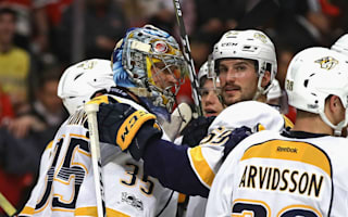 Stanley Cup playoffs three stars: Blackhawks blanked again, Maple Leafs win OT thriller