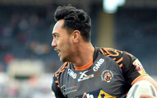 Solomona's four-try haul and Chase return not enough for Cas