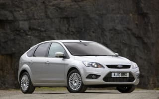 Ford Focus voted greatest car of the last 25 years