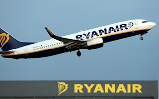Ryanair increases number of reserved seats after demand from families