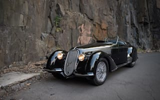 1939 Alfa Romeo 8C Spider could reach £19 million at auction