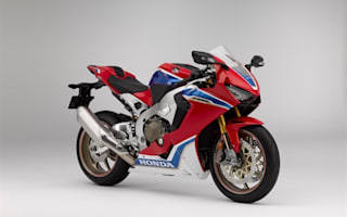 Honda reveals new Fireblade models