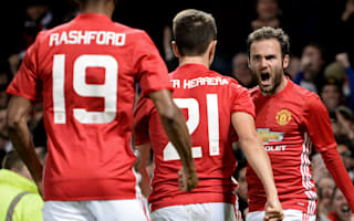 Mourinho: Focus on fans helped United beat City