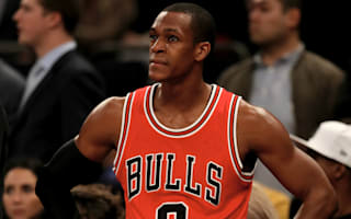 Bulls' Rondo likely out for rest of series against Celtics