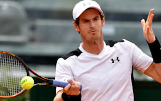 Murray cruises through in Rome