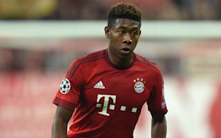 Alaba in doubt for Olympiacos clash