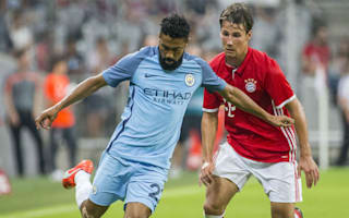 Clichy: City fighting fit after Guardiola pizza ban