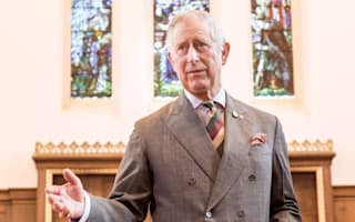 Horrific lessons of Second World War in danger of being forgotten, says Charles