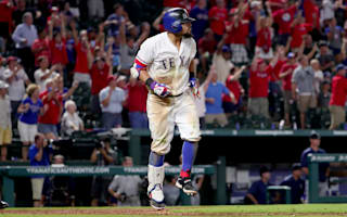 Odor fires for Rangers, Rockies down Diamondbacks