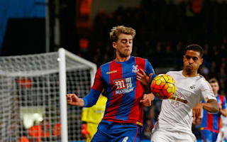Bamford keen to end Palace loan early