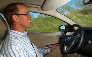 Driverless cars to arrive on UK roads from January
