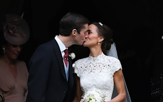 Pippa Middleton and James Matthews honeymoon on paradise island in Pacific