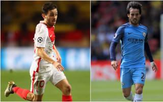 Bernardo hoping to learn Silva service from Manchester City star namesake