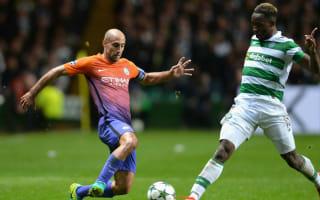 Man City proved character against Celtic, says Zabaleta