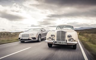 Bentley Continental: An evolution of an icon