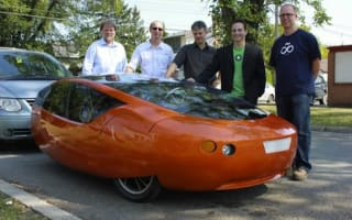 Engineering firm creates 3D printed car