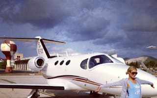 Jet set lifestyle! Paris Hilton posts private plane Instagram pics