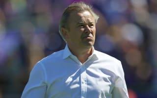 Orlando City sack coach Heath