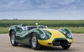 Lister builds gorgeous Stirling Moss Edition race car