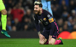 Messi magic not enough as City swamp Barca