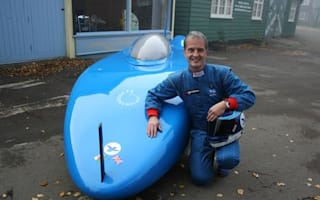 Bluebird to fly again as Don Wales targets electric land speed record