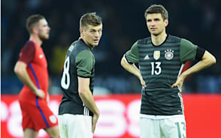 Schneider: Germany under pressure after England loss