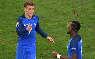 Pogba can provide the spectacular for Manchester United, says Griezmann