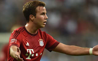 Bayern in no rush to open Gotze contract renewal talks