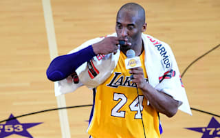 'Mamba out' as Lakers great Kobe Bryant thanks fans