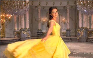 Emma Watson stuns as Belle in first look Beauty And The Beast pictures