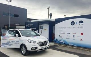 Yorkshire zero-emissions hydrogen filling station opened