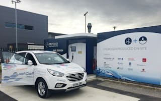 Yorkshire zero-emissions hydrogen filling station opened