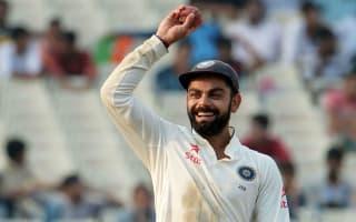 Kohli shrugs off ball-tampering report