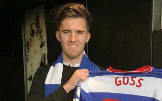 QPR land Manchester United midfielder Goss