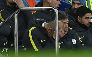 Guardiola rues gap to Chelsea after Goodison mauling