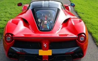 Rare Ferrari to sell for treble its original asking price