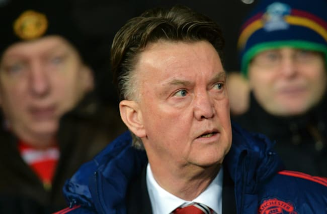 Van Gaal dismisses questions over Manchester United future