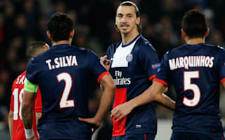 Thiago Silva: I'll do everything to win Champions League for Ibrahimovic