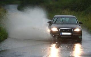 Driver faces court after splashing school children