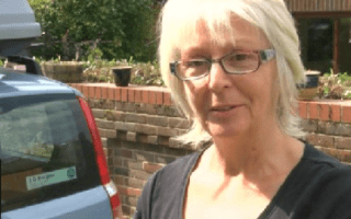 Woman finds illegal immigrant in car after driving from France to UK