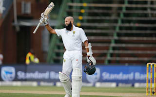 Amla and Duminy centuries end a bad week well for South Africa