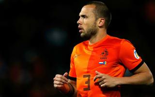 Heitinga announces retirement from football