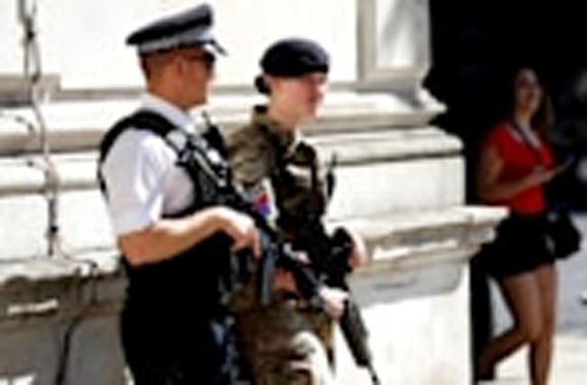 UK security threat level lowered after significant police activity