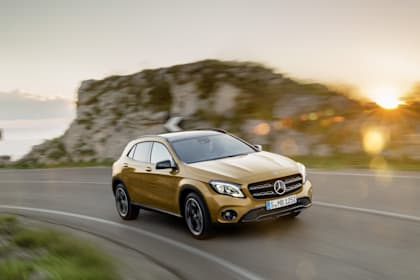 Mercedes-Benz's 2017 GLA now on sale