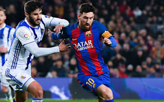 Messi can play wherever he wants for Barca - Luis Enrique