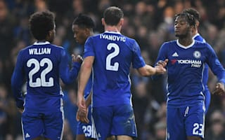 Chelsea 4 Brentford 0: Ivanovic makes his point in 10th straight home win