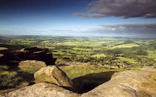 Revealed! The best views in Britain