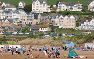 Book that staycation! Indian Summer to 'last until October'