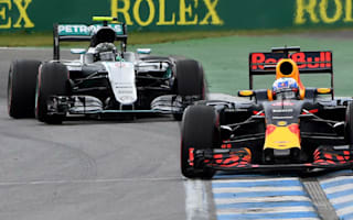 Ricciardo's Red Bull 'as good' as Mercedes