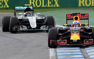 Ricciardo's Red Bull 'as good' as Mercedes